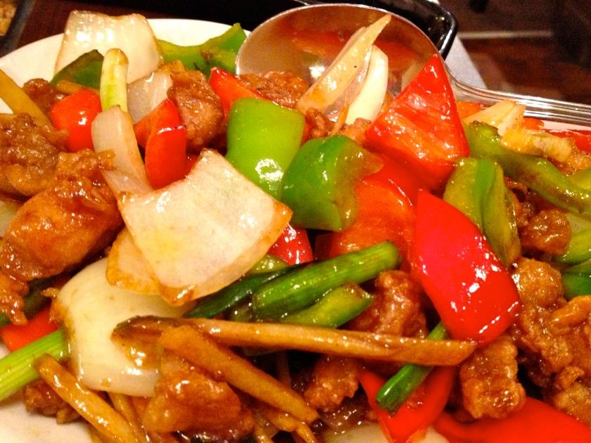 Tamarind Chicken
