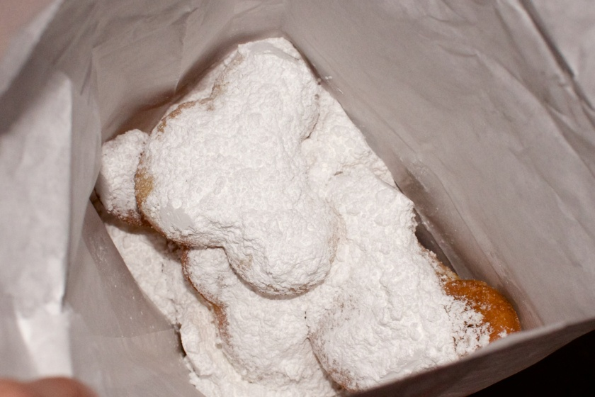 Mickey Mouse Beignet