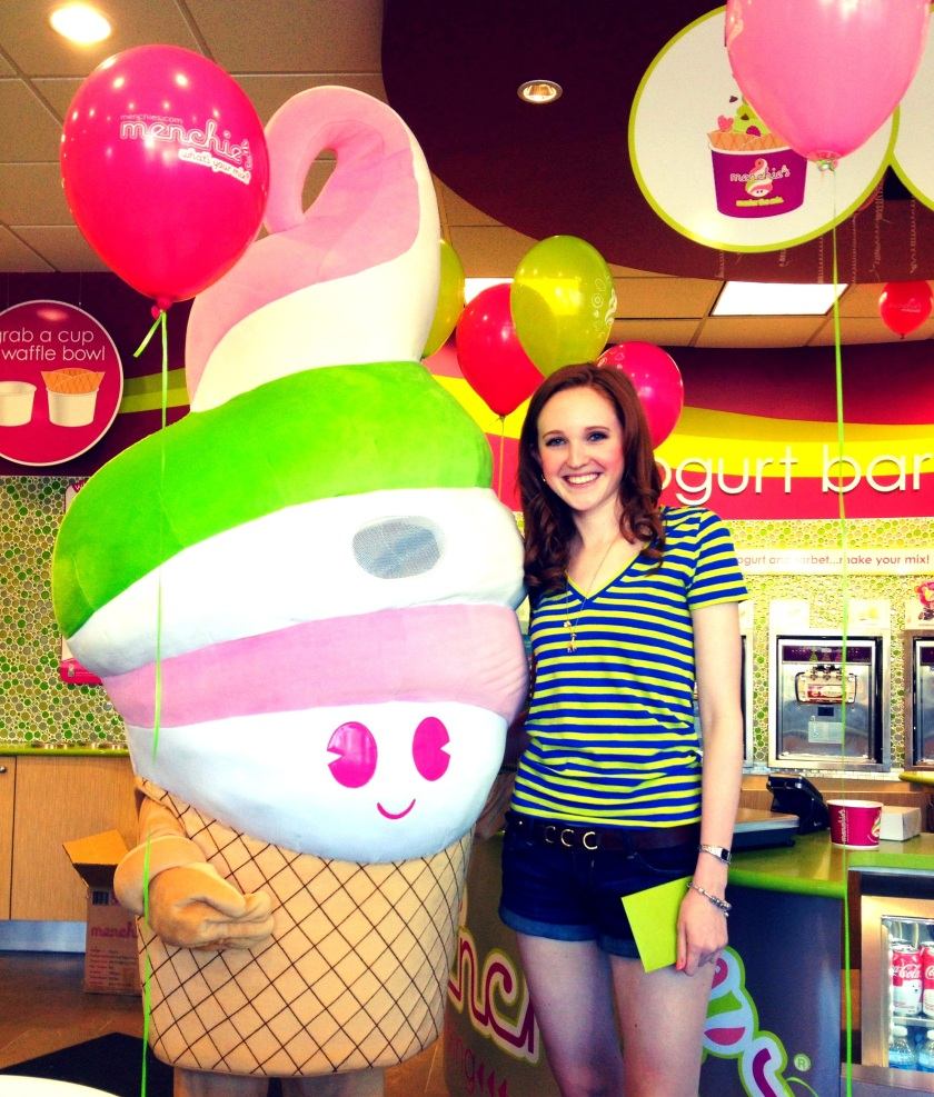 Robyn and Menchie