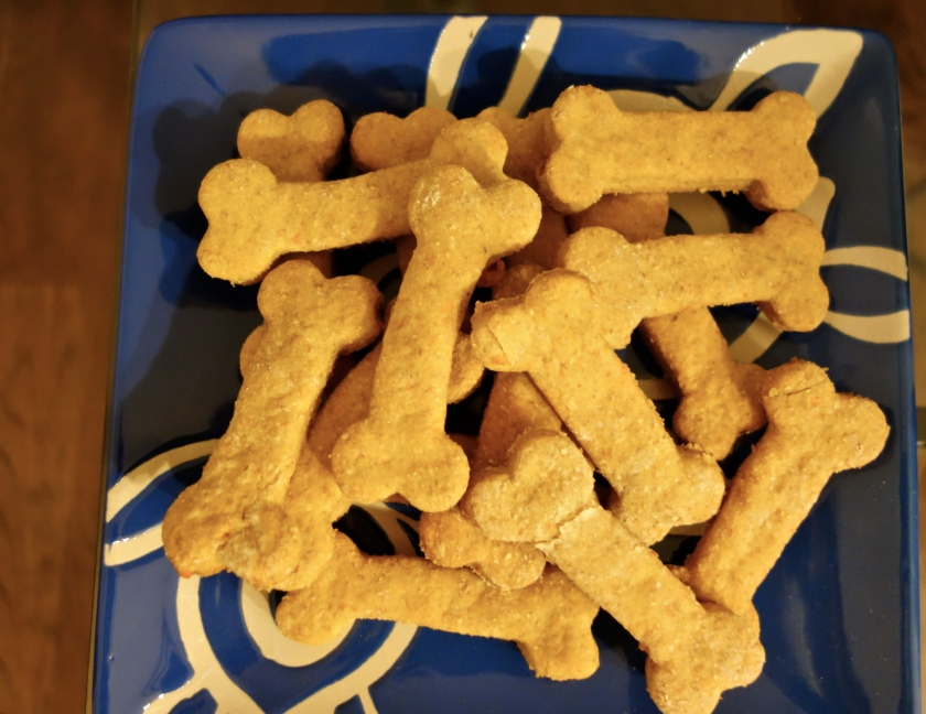Beef and Cheddar Puppy Treats