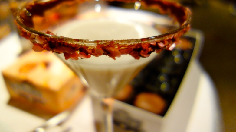 Chicken Bone Martini