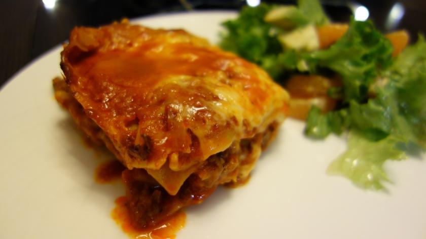 Dad's Lasagna