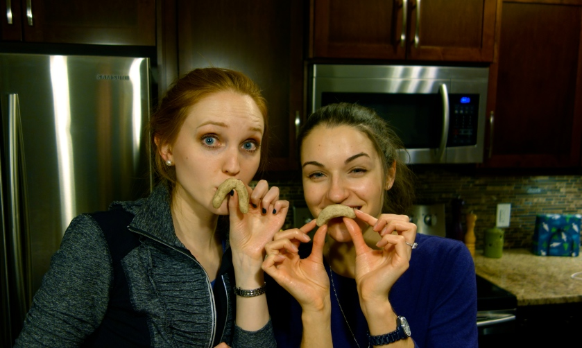 Baking with Lauren