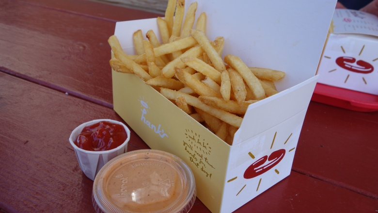 Beef Fat Fries