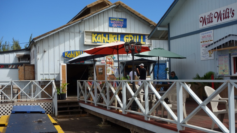 Kahuku Grill