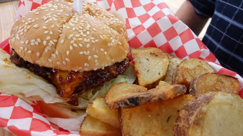 Yak Burger
