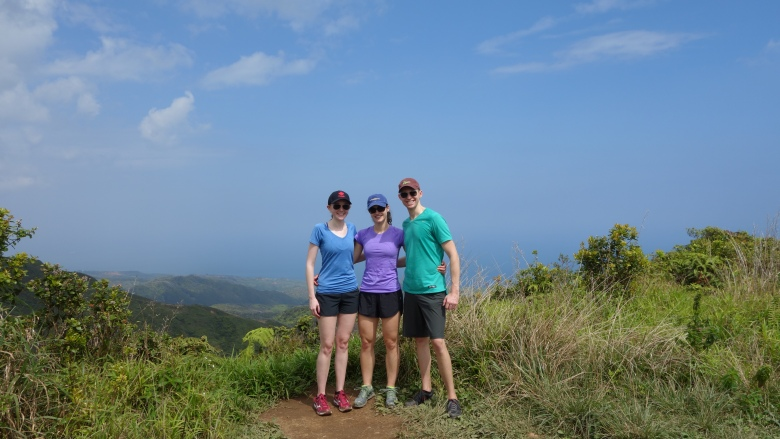 Top of the Waihee Ridge Trail
