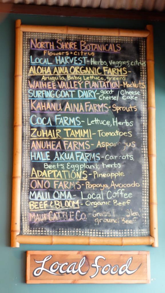 Local Foods Maui