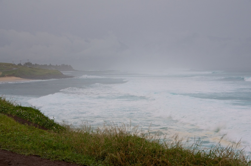 Surf at Ho'okipa Beach