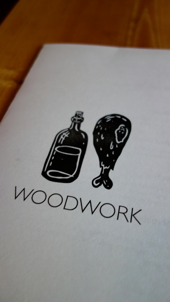 Woodwork Menu