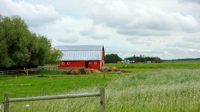 The Barn at Tangle Ridge