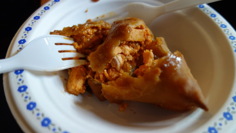 Butter Chicken Samosa