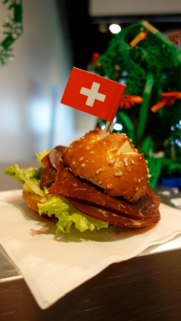 Swiss Sandwich