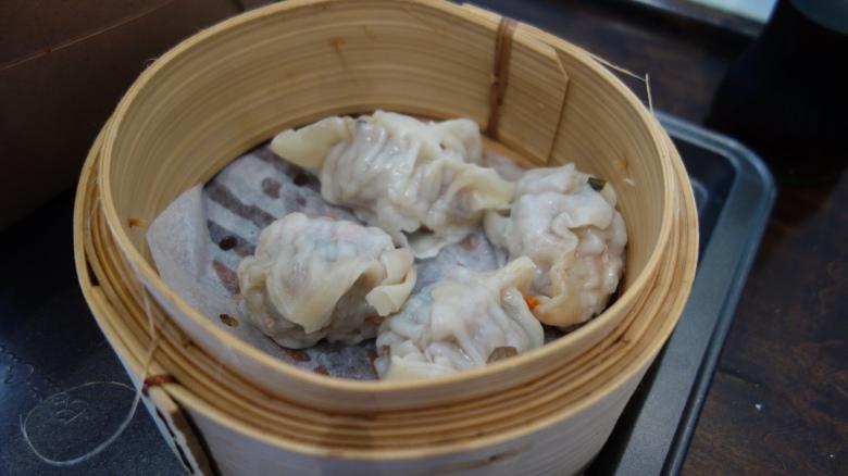 Mean Bao Dumplings