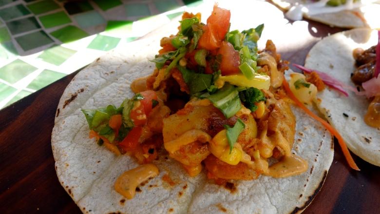Pollo Taco