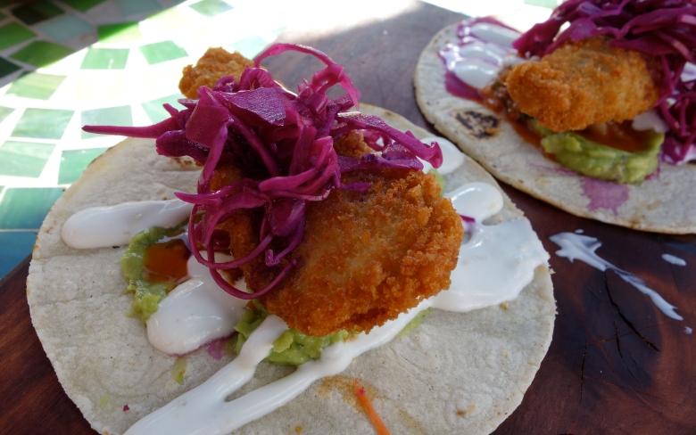 Crispy Pescado Taco